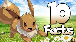 getlinkyoutube.com-10 Facts About Eevee That You Probably Didn't Know! (10 Facts) | Pokemon Facts