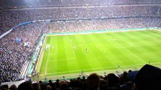 Choreo Nordkurve Stimmung  DFB-Pokal 1860 München - Borussia Dortmund (0:2 n.V.) 24.09.2013