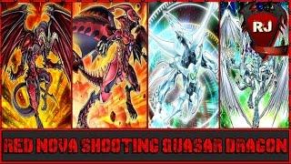 getlinkyoutube.com-YGOPRO - Red Nova Shooting Quasar Dragon Deck Profile OTK