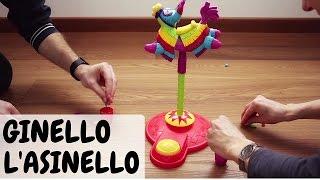 getlinkyoutube.com-GINELLO l'ASINELLO: il gioco da tavolo della PENTOLACCIA!
