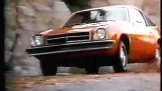 1978 Chevy Monza Commercial