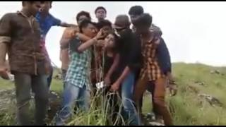 Whatsapp leaked kerela students  enjoy with teacher