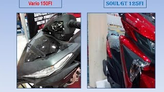 getlinkyoutube.com-Vario 150FI Vs Soul GT 125 FI