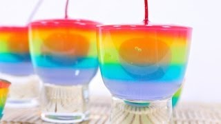 getlinkyoutube.com-วุ้นสายรุ้ง Rainbow Jelly
