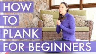 getlinkyoutube.com-How to Plank: Are you doing it wrong? - BEXLIFE