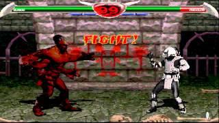 getlinkyoutube.com-MK Chaotic gameplay #52 - Incolor & Acid cyborg (tag)