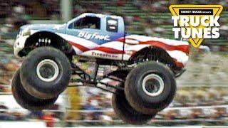 getlinkyoutube.com-Kids Truck Video - Monster Truck