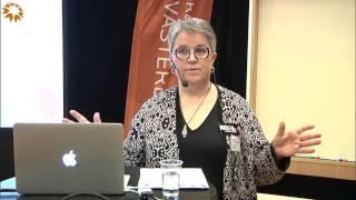 Story Regions - Berätta för livet! - Rose-Marie Lindfors presenterar två pilotprojekt
