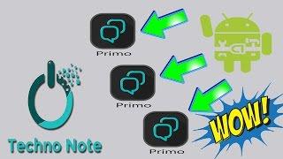 getlinkyoutube.com-حصرياً طريقة عمل اكثر من حساب (رقم) على برنامج Primo على نفس الجوال