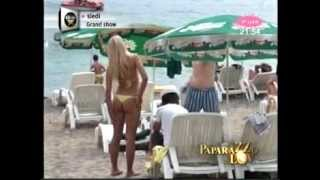 getlinkyoutube.com-Milica Todorović- Paparazzo lov  (7.8.2012)