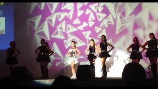 getlinkyoutube.com-Ariana Grande - Break Free ft Zedd - by 9 years old ARIANN & 5DB - LIVE  UNIVERSONG 2015