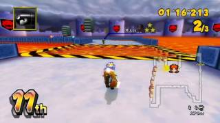 getlinkyoutube.com-[MKWii] Wiimmfi Lounge - Selected Races #8