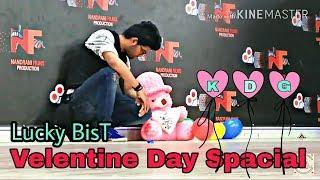 Naino ki Jo Baat naina Jane (Valentine day special) Dance by Lucky Bist width=