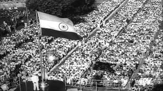getlinkyoutube.com-The funeral of Pandit Jawaharlal Nehru, first Prime Minister of India in New Delh...HD Stock Footage