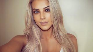 Full Glam Using Mineral Makeup | Chloe Boucher