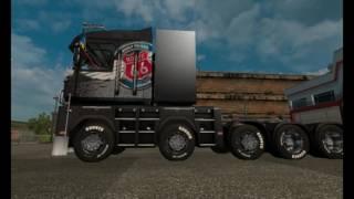 getlinkyoutube.com-[ETS2]Euro Truck Simulator 2 Renault Magnum 2009 Reworked v 1.0