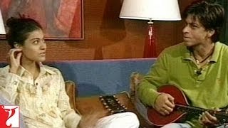 Shah Rukh & Kajol in conversation - Dilwale Dulhania Le Jayenge