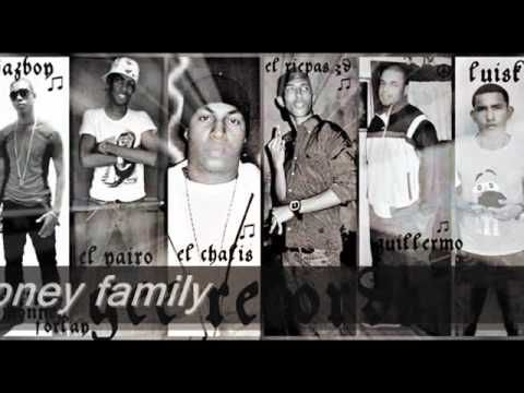 EL Chalis (El Riepas) Black malis (Jaz boys) - Young money