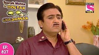 Taarak Mehta Ka Ooltah Chashmah - तारक मेहता - Episode 827 - 29th October, 2017