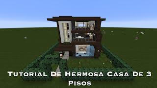 getlinkyoutube.com-Tutorial De Hermosa Casa De 3 Pisos (PT1)