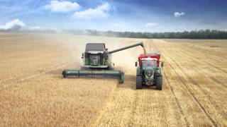 Fendt L-Series. Simply harvest efficiently.