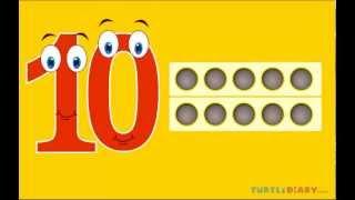 getlinkyoutube.com-Learn Numbers at www.turtlediary.com