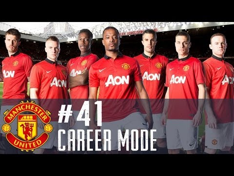 FIFA 14: Manchester United Career Mode - Season 2 - Part 19