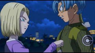 getlinkyoutube.com-Future Trunks Meets Android 18 | Dragon Ball Super | Episode 53 | English Sub | HD