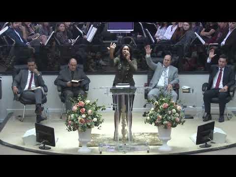 Miriam Welida - Rosto de Cristo - 02 06 2019
