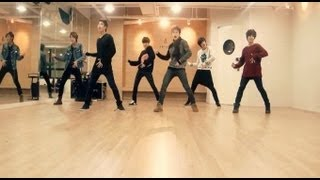 getlinkyoutube.com-BOYFRIEND (보이프렌드) - 아이야 (I YAH) 안무영상 Choreography