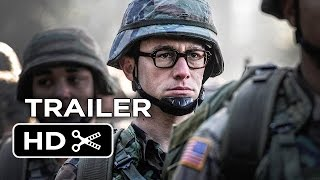 getlinkyoutube.com-Snowden Official Teaser Trailer (2015) - Joseph Gordon-Levitt Drama HD