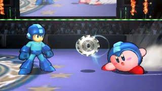 getlinkyoutube.com-Super Smash Bros 4 (3DS) - All Kirby Hats and Powers