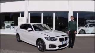 getlinkyoutube.com-Autoeur Firenze presenta nuova BMW Serie 1