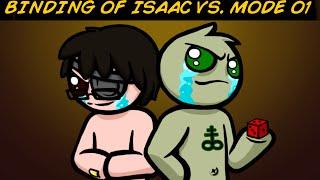 getlinkyoutube.com-The Binding of Isaac Versus Mode ep. 1, Isaac with Online Multiplayer?!
