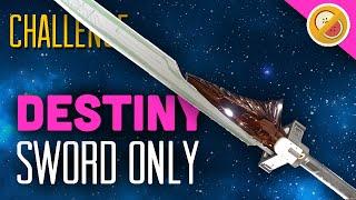 "getlinkyoutube.com-DESTINY CHALLENGE ""Sword Only"" Crucible Restraints (Funny Gaming Moments)"