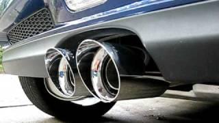getlinkyoutube.com-JCW Exhaust on Mini Cooper S R53