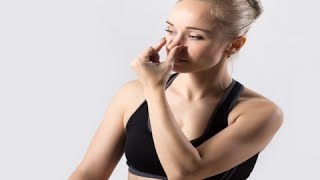 How to Do Face Yoga to Reshape Your Nose