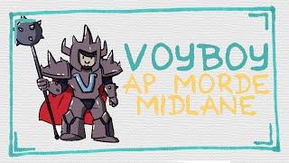 Voyboy - 全AP中路魔鬥