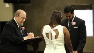 Reann + Jeff Wedding Highlight Video  same day edit  HD