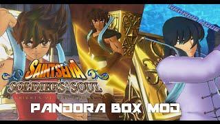 getlinkyoutube.com-Saint Seiya soldier's Soul - Pandora Box MOD  + H-Grafic