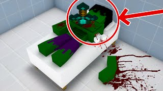 getlinkyoutube.com-Minecraft Pocket Cirurgia: HULK FOI ESMAGADO !! (Minecraft Pocket Edition 0.15.3)