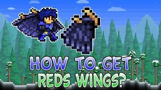 getlinkyoutube.com-How to Get Red's Wings In Terraria 1.2.4 Ios/Android WORKING 2016