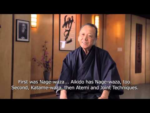 Ki Aikido and the Legacy of Shizuo Imaizumi Shihan