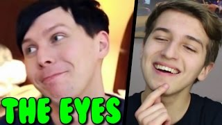 LOVE EYES LESTER!!! Dan and Phil Best Phan Moments Part 15 Reaction