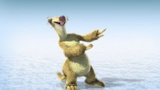 getlinkyoutube.com-The Sid Shuffle - Ice Age: Continental Drift