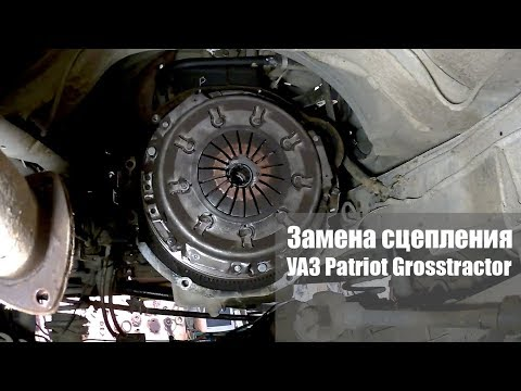 Расположение в UAZ 469 сальника коробки передач