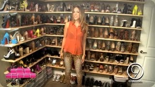 getlinkyoutube.com-Celine Ouaknine Sexy Shoe Collection | Shoe Hoarders Ep. 7