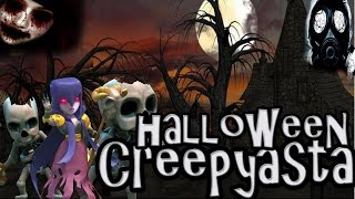 getlinkyoutube.com-Creepypasta de clash of clans-Halloween