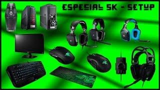getlinkyoutube.com-Mostrando Meu Setup. Especial De 5K !!!