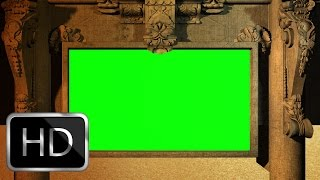 getlinkyoutube.com-Wedding Background Video-Cool Animation Green Screen Effects